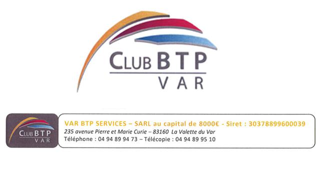 Club BTP Var